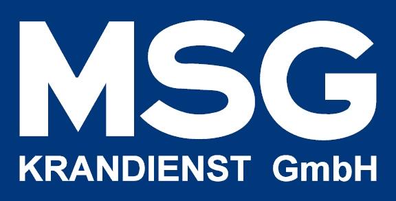 MSG Krandienst GmbH europaweit Logo